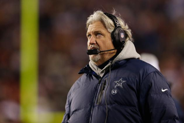Cowboys Fire Rob Ryan