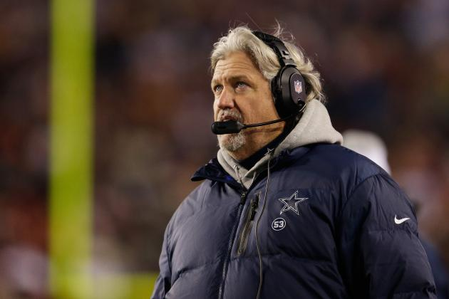 Dallas Cowboys Axe Defensive Coordinator Rob Ryan