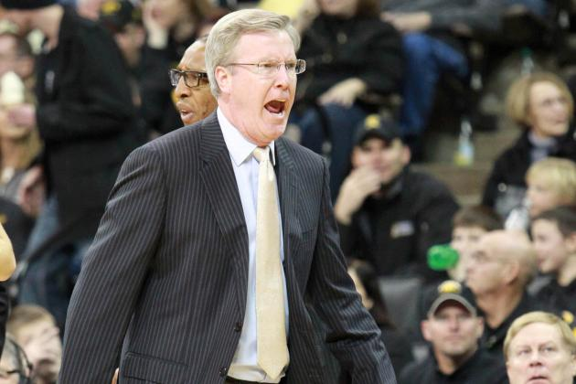 MBB: Iowa Seeks Effort and Toughness, Not Panic