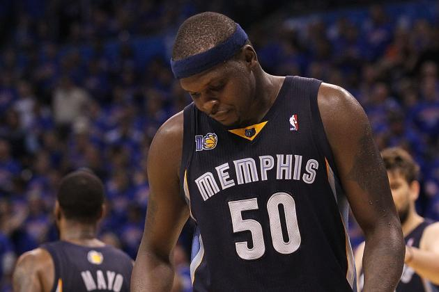 Report: Grizzlies Also Considering Trading Zach Randolph