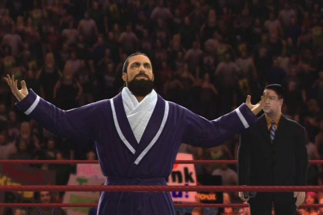 WWE 13 DLC : Highlighting Best Aspects of New Content