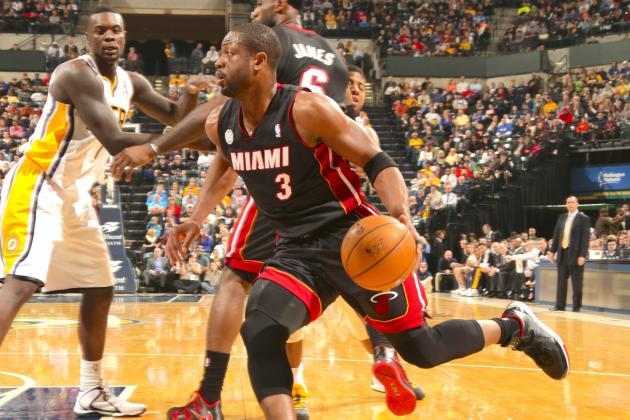 Miami Heat vs. Indiana Pacers: Live Score, Results and Game Highlights