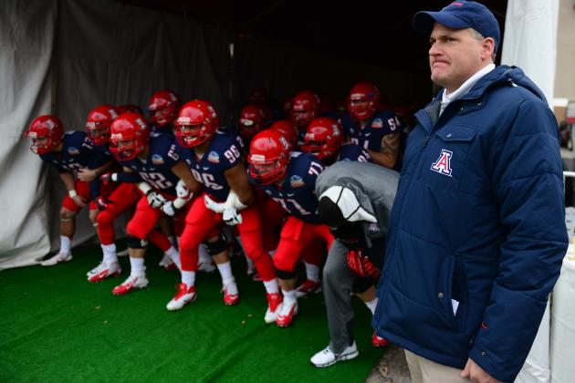 Arizona Football: 3 Recruits Most Likely to Start for the Wildcats in 2013
