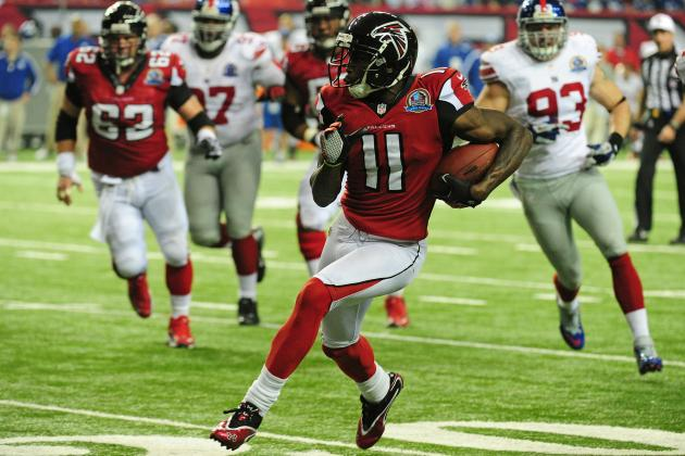 Atlanta Falcons: Julio Jones Key to Divisional Round Victory vs. Seattle