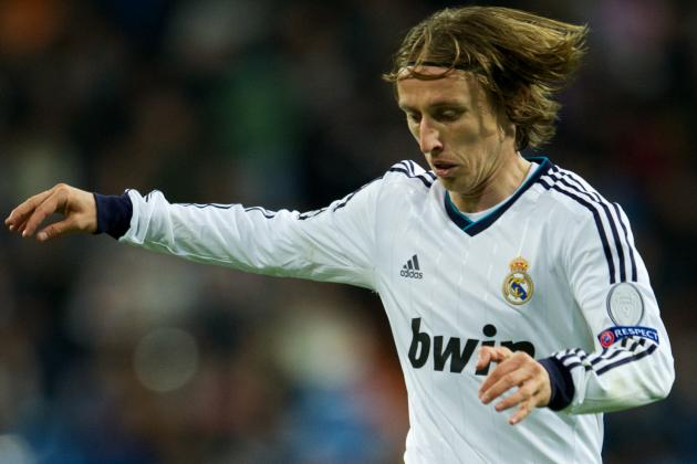 Modric adapting to Spain, says Real team mate Alonso