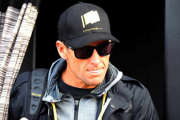Lance Armstrong Set to Address Doping Charges in Interview with Oprah Winfrey