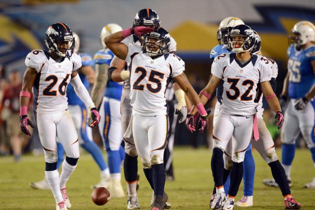 Denver Broncos: Chris Harris to Play a Key Role Against Ravens