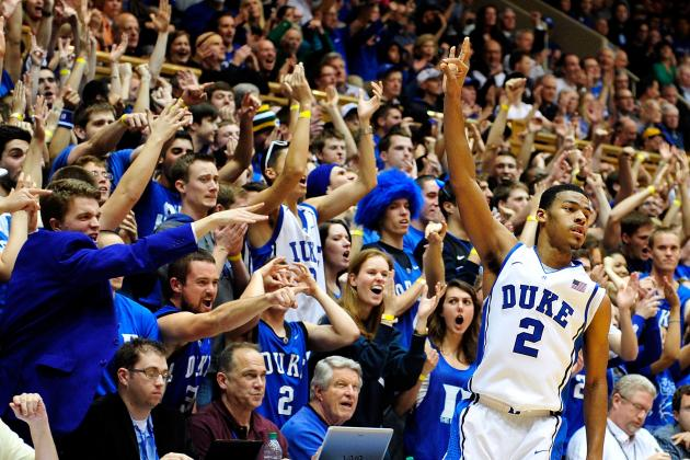 Duke vs. Clemson: Live Blog with Updates, Reaction and Analysis