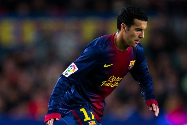 Pedro Rodriguez: My Goals Against Espanyol Were Important for My Place at Barca