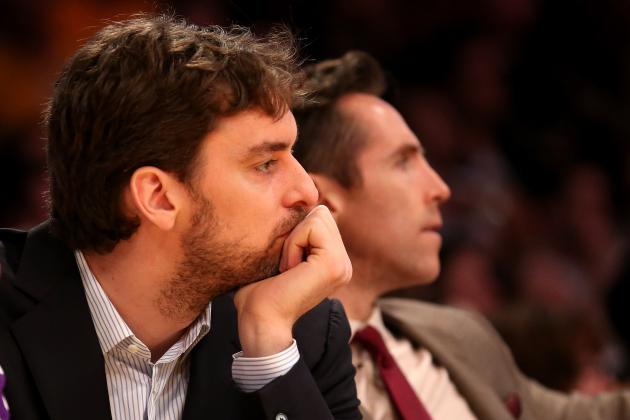 Houston Rockets Must Re-Ignite Pau Gasol Trade Interest