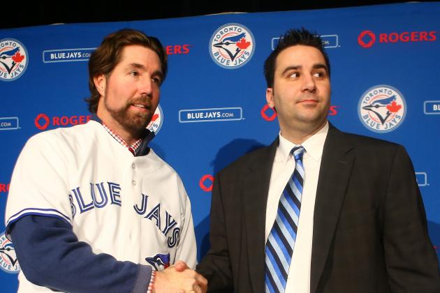 New Blue Jays Ace R.A. Dickey Didn't Get the 'Respect He Deserved'