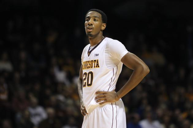 Gophers Basketball: Austin Hollins Transformed After Night on Bench