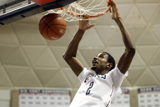 Huskies Clobber DePaul to Even Big East Record at 1-1