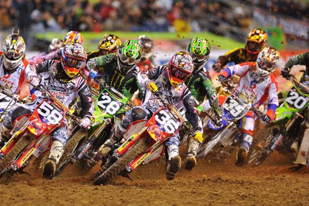 Supercross: Phoenix Will Be Hard-Pressed to Create More Storylines Than Anaheim
