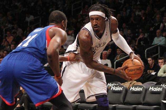 Nets Overwhelm Sixers, 109-89