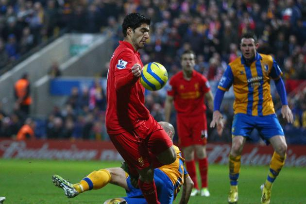 Luis Suarez Reinforces the Need for a Handy Villain