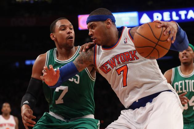 New York Knicks: Why Carmelo Anthony Can Lead the Knicks to a Title
