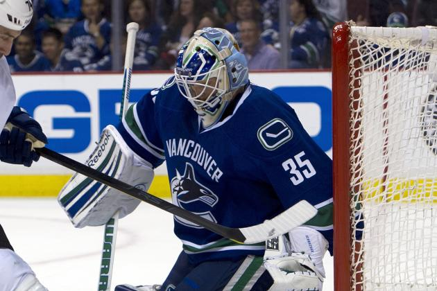 Canucks: Weary Schneider Back Home from Switzerland