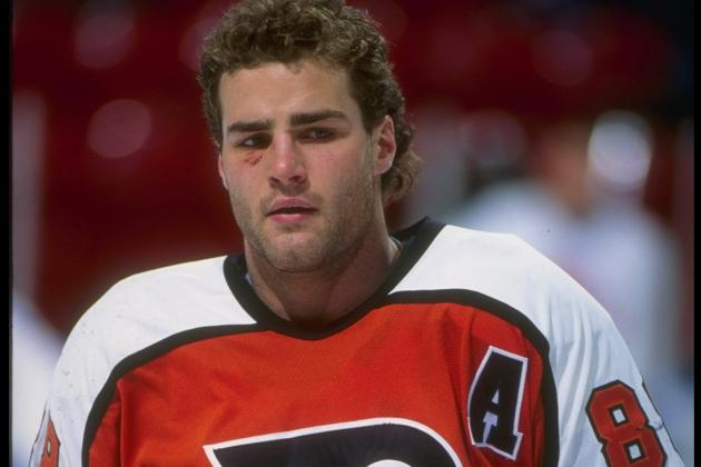 Philadelphia Flyers: How the 1994-1995 Team Handled Their NHL Lockout Season