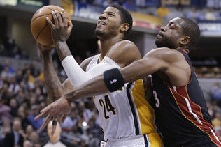Rebounding Problem Costly Again for Miami Heat in Loss to Pacers