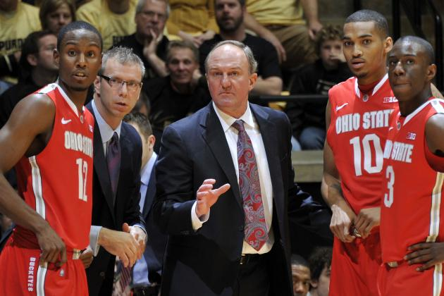Ohio State vs. Purdue - Recap - January 08, 2013 - College Basketball - SI.com