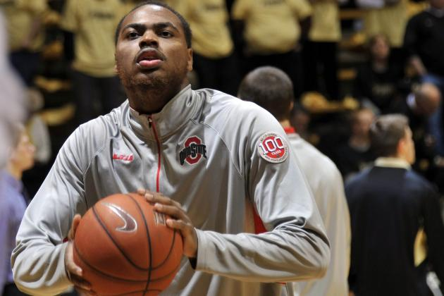 Thomas Leads Ohio State Past Purdue, 74-64