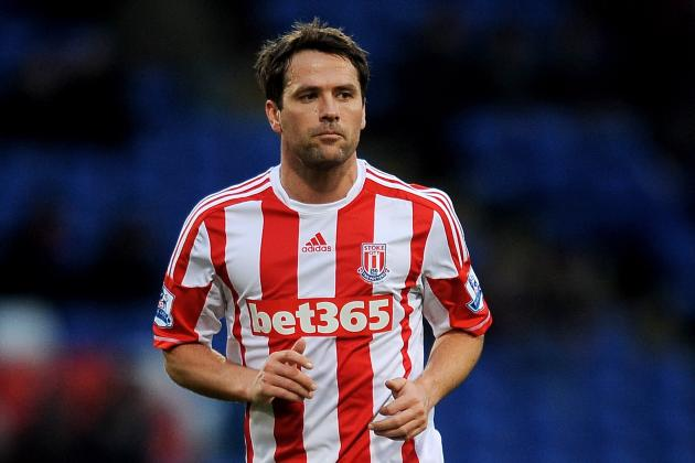 Stoke City: Michael Owen Forced to Apologize to Bradford City After Twitter Gag