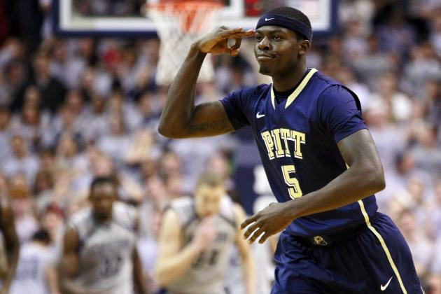 Pittsburgh Routs No. 19 Georgetown