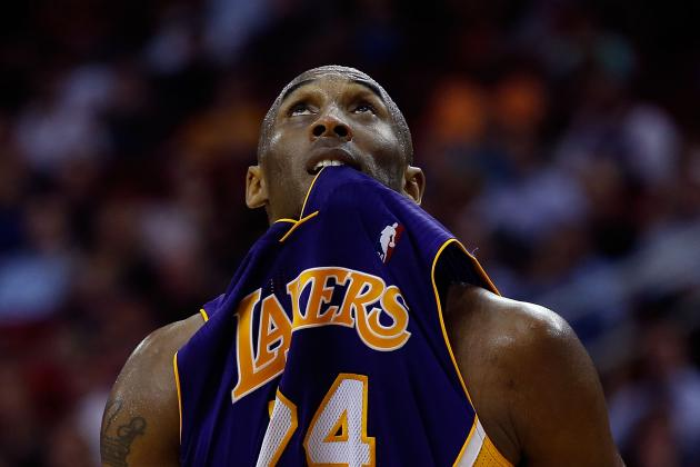 Is Kobe Bryant on Pace to Deliver His Most Prolific Season of All Time?