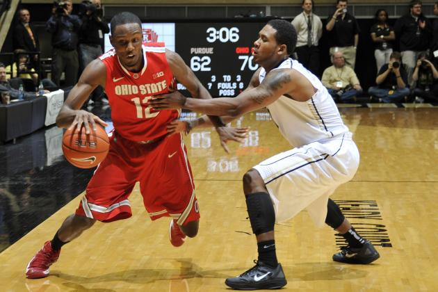 Ohio State Basketball Gets First Road Win of Season, 74-64 at Purdue