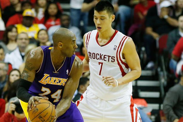 Lakers Lose Fourth Consecutive Game; Fall to Houston 125-112