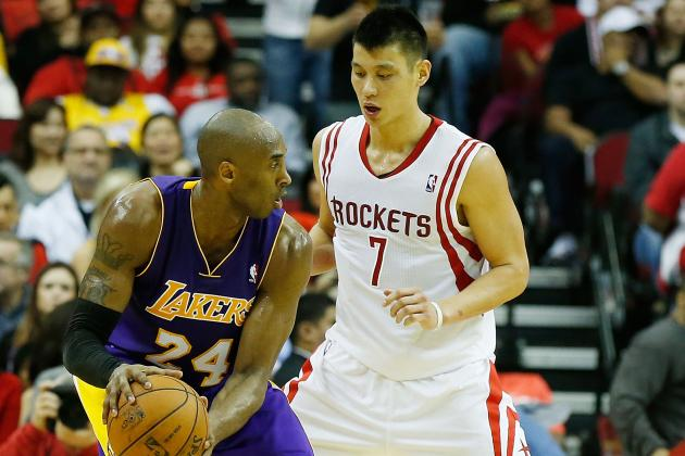 Rockets Overpower Lakers in Second Half