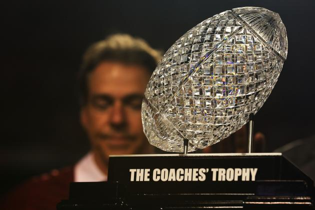 'The Process' Never Sleeps: Why It's Impossible to Close the Gap on Nick Saban