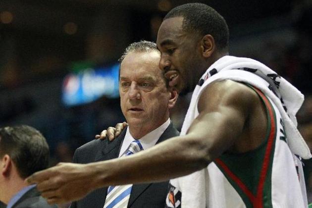 Bucks Players' Reaction to Coaching Move
