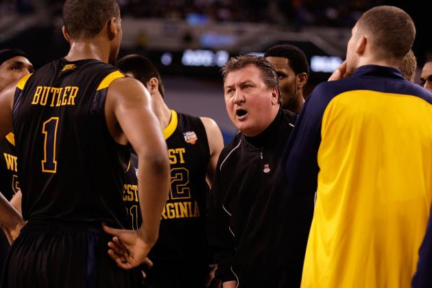 Once-Steady West Virginia Stumbling into Big 12 Play