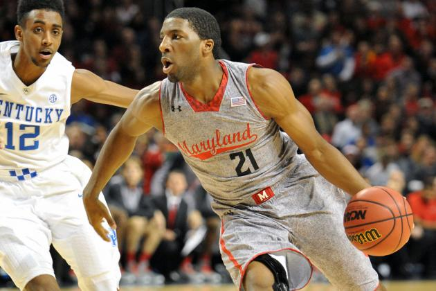 Point Guards Critical to Terps' Success This Season