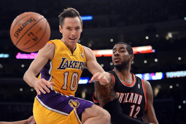 Steve Nash: Assist Milestone Solidifies Lakers PG as One of the Best Ever