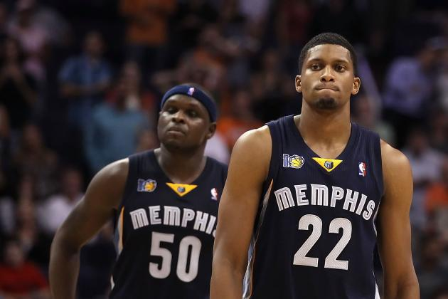 Memphis Grizzlies Better off Trading Zach Randolph Than Rudy Gay