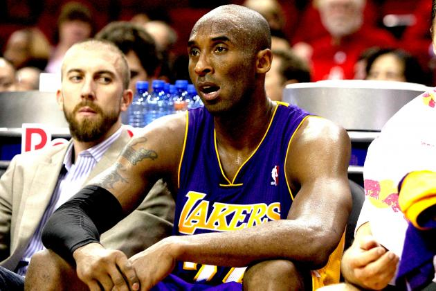 This Is Only the Beginning of the Los Angeles Lakers' Misery