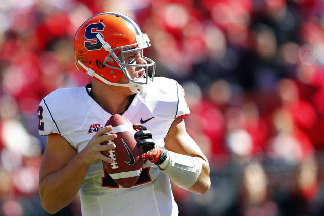 Nassib Earns Invite to Senior Bowl