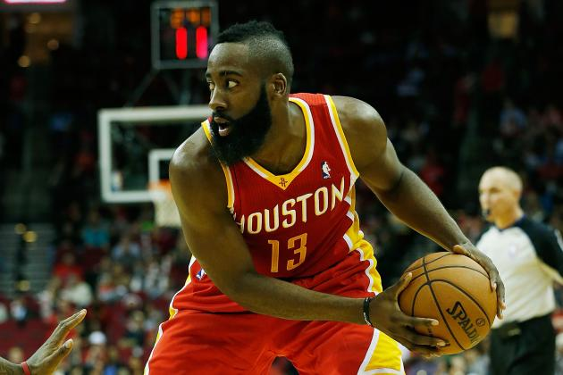 James Harden Has Been the Best Houston Rockets' Player This Season