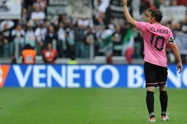 Legends of Football: Alessandro Del Piero, 'Il Pinturicchio'