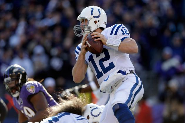 Andrew Luck's Rookie Year Was Fantastic and Other AFC South Must-Reads