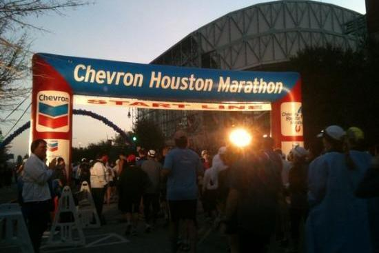 Chevron Houston Marathon 2013: Route, Start Time, Date and TV Info