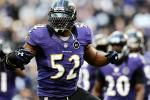Ray Lewis Won't Apologize to Reggie Wayne for Post-Game Dance