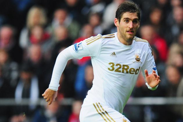 Danny Graham Not Leaving Swansea City for Sunderland, Says Michael Laudrup