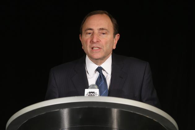 NHL Schedule: League's Truncated Season Will Jeopardize Its Product