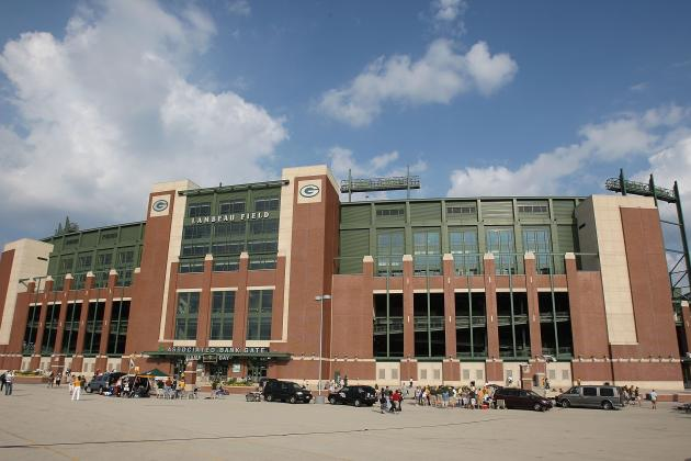 Green Bay Packers Unveil $140.5M in Renovations to Lambeau Field Atrium