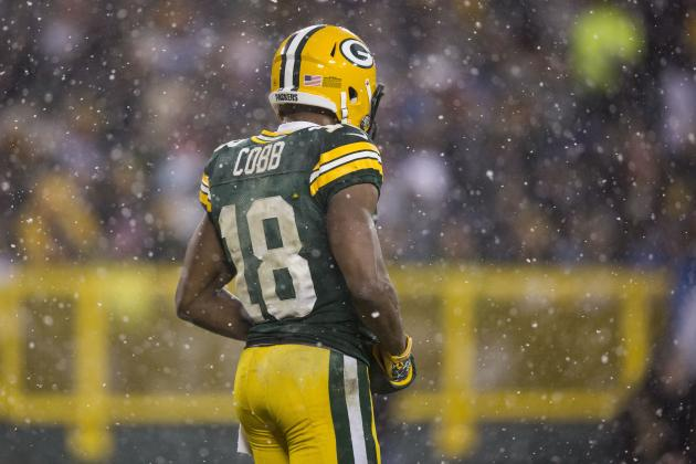 Green Bay Packers: Randall Cobb Is the Team's Most Improved Player for 2012