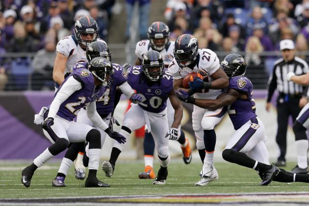 Ravens vs. Broncos: TV Schedule, Live Stream, Spread Info, Game Time and More